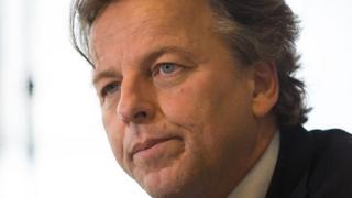 Hollanda Dışişleri Bakanı Bert Koenders