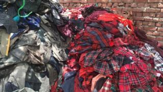 Pakaian bekas