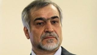 نفى حسين فيريدون التهم الموجهة له