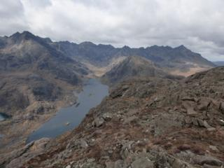 Loch Coruisk and the Cuillin
