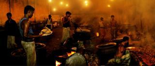 The Grand Kitchen - by Shoeb Faruqee (Bangladesh)