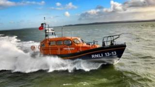 Shannon-class lifeboat