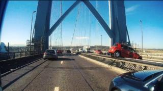 Forth Road Bridge crash