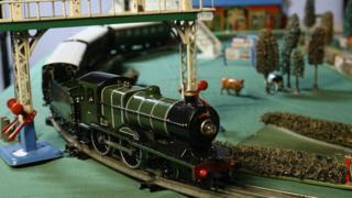 Hornby trainset