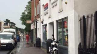 Tesco, London Road, Gloucester