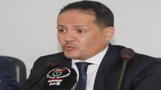 وزير السياحة والصناعات التقليدية الجزائري المقال، مسعود بن عقون