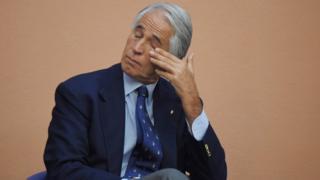 İtalya Olimpiyat Komitesi Başkanı Giovanni Malago