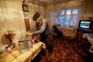 Pemilihan presiden langsung pertama di Moldova sejak 20 tahun, dimenangkan tokoh pro-Rusia, Igor Dodon.