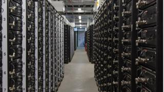 UK Power Networks battery plant at Leighton Buzzard