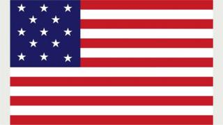 Американский военно-морской флаг