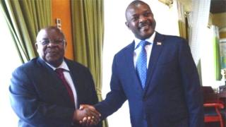 Ils ont envoyé mardi une correspondance à l'ancien président Benjamin Mpaka, facilitateur dans la crise burundaise.