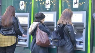 Lloyds Bank ATM