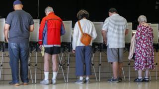 Cử tri tại tiểu bang Georgia có số lần bỏ phiếu cho ứng viên thua cuộc cao kỷ lục
