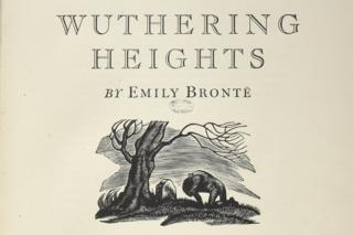 Cover of Emily Brontë's Wuthering Heights