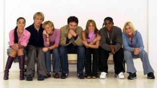 S Club 7 when Paul announced he was leaving
