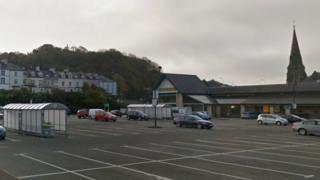Morrisons, Caernarfon