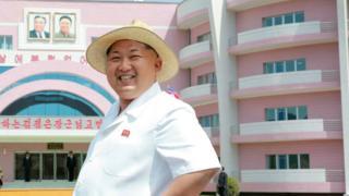 Korea utara, Kim Jong-un