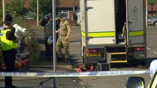 South Shields bomb alert