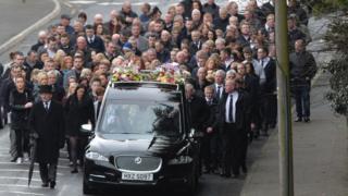 Laura Marshall funeral