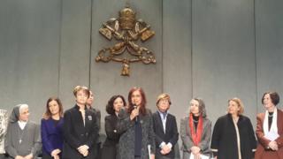 Vatikan'ın Kadın Danışma Kurulu'nda bir Türk gazeteci