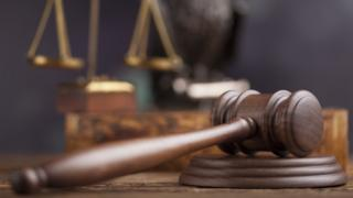 क़ानून का हथौड़ा