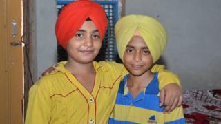 पाकिस्तान सिंह और भारत सिंह