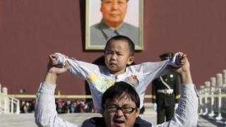เด็กเกิดใหม่ในจีน
