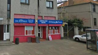 Usave newsagents in Dalkeith