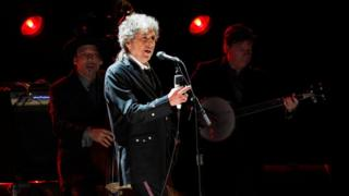 Bob Dylan, Nobel