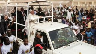 En 2015, le Pape avait visité la Centrafrique et le Kenya