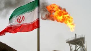 Iran, gas