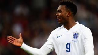 Daniel Sturridge to start for England