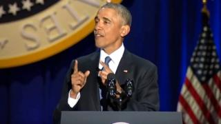 Despedida de Barack Obama