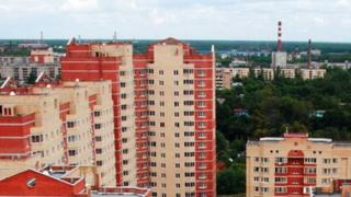 Elektrostal is a city of 155,000 some 50km east of Moscow