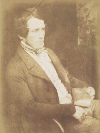 Sir James Young Simpson 1811 - 1870. Discoverer of chloroform