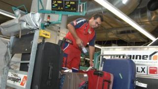 Працівник Swissport
