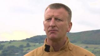 Paul Hancock, Cheshire Fire and Rescue Service