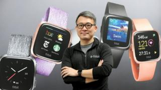 James Park, Fitbit co-founder