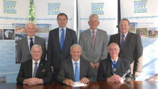 Vale of Glamorgan council cabinet