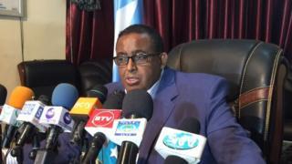 Ra'iisul wasaaraha dowlada federaalka Somaliya, Omar Cabdirashid Cali Sharkmarke