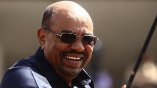Sudanese President Omar al-Bashir. Photo: 11 October 2016
