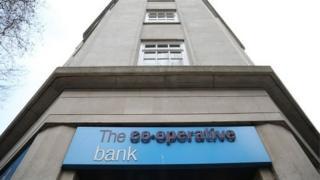 A Co-op Bank branch