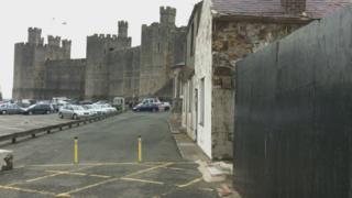 The Island Site, Caernarfon