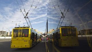 тролейбус київ