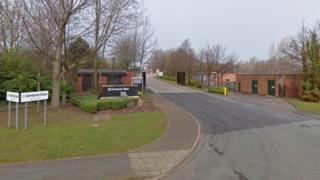 Kimberly-Clark facility in Flintshire
