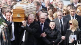 Concepta Leonard funeral