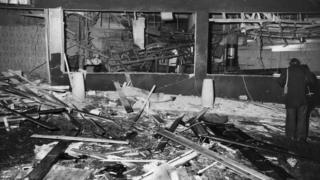 Birmingham pub bombing aftermath