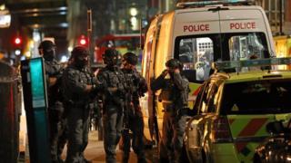 武装警察事件发生之后调派至该区域。