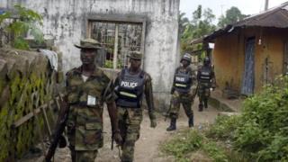 Pas moins de 30 personnes avaient été appréhendées pour enlèvement et autres activités criminelles à travers le pays.