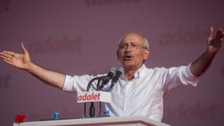 Kemal Kılıçdaroğlu CHP lideri